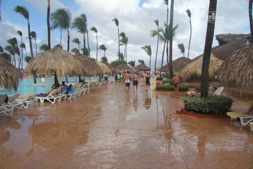 Погода в Пуанта-Кане