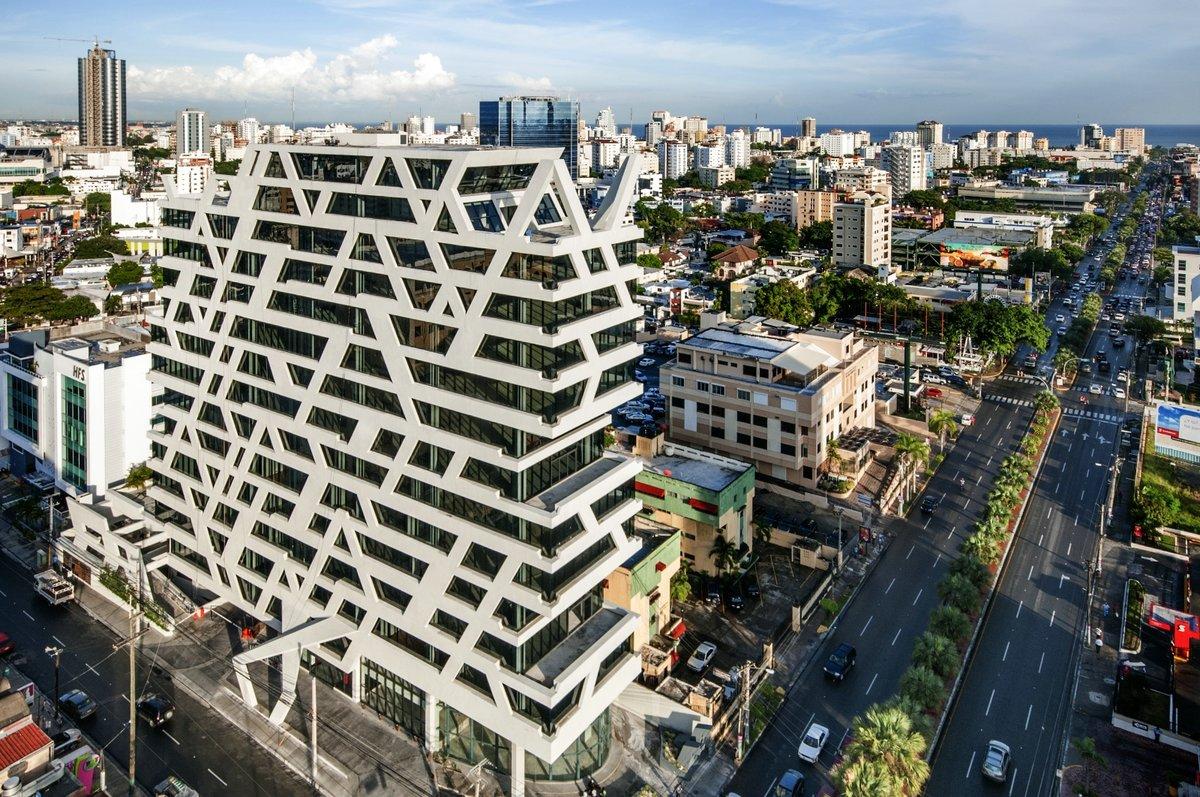 Фото города в Доминикане