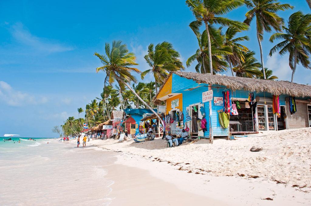 Погода в Доминикане по месяцам и сезоны для отдыха