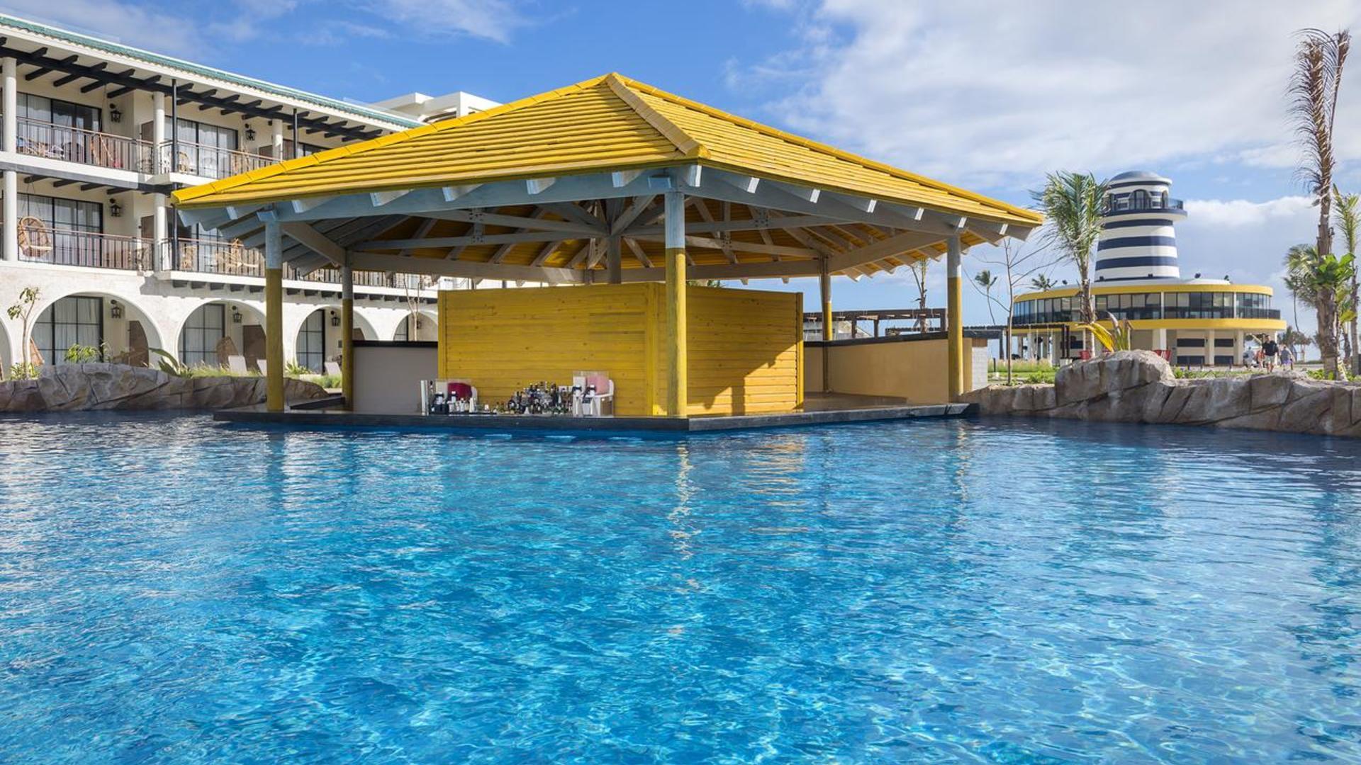 Ocean El Faro 5* в Доминикане, Пунта-Кана