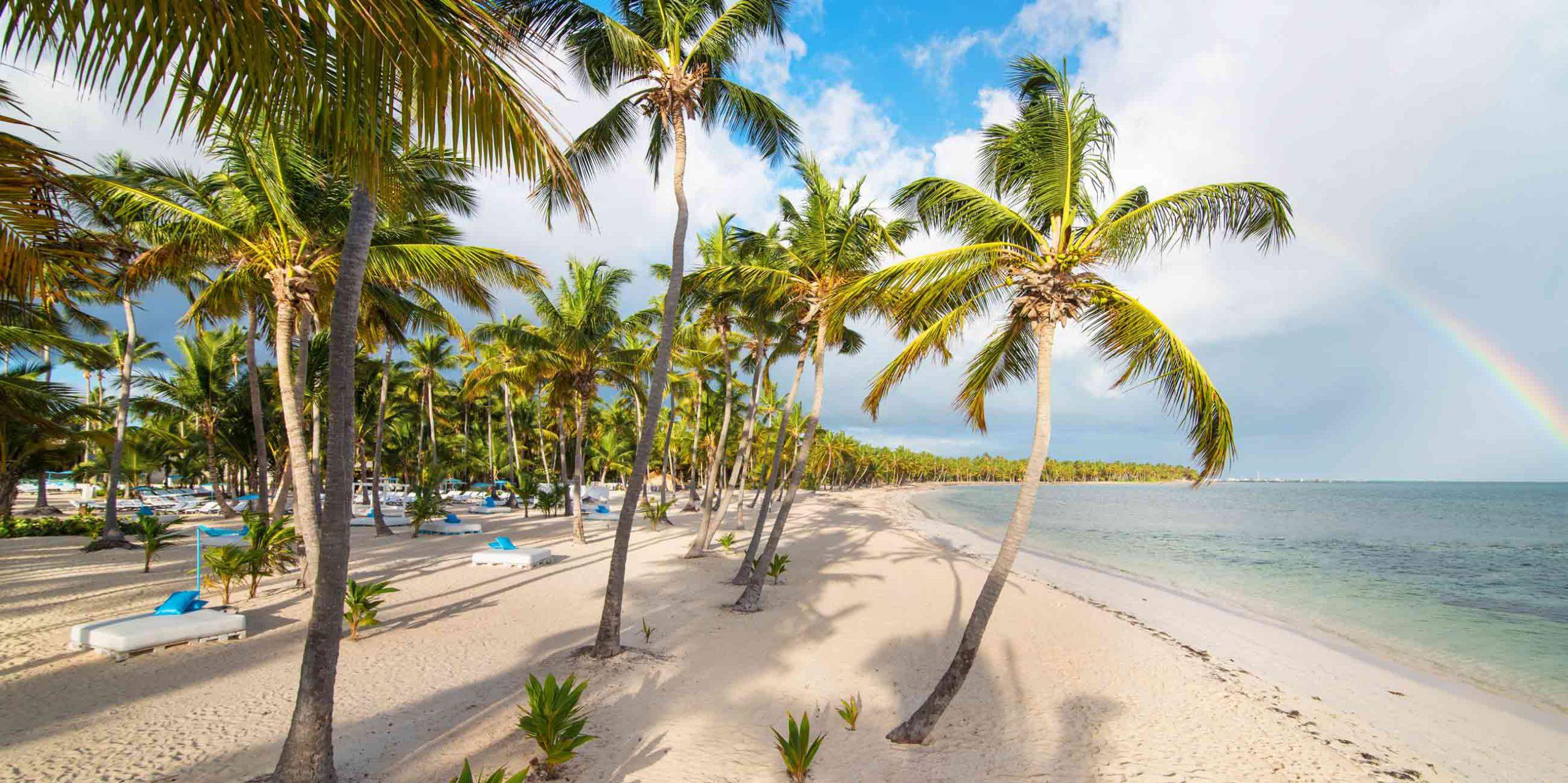 Пляжи Пунта Каны