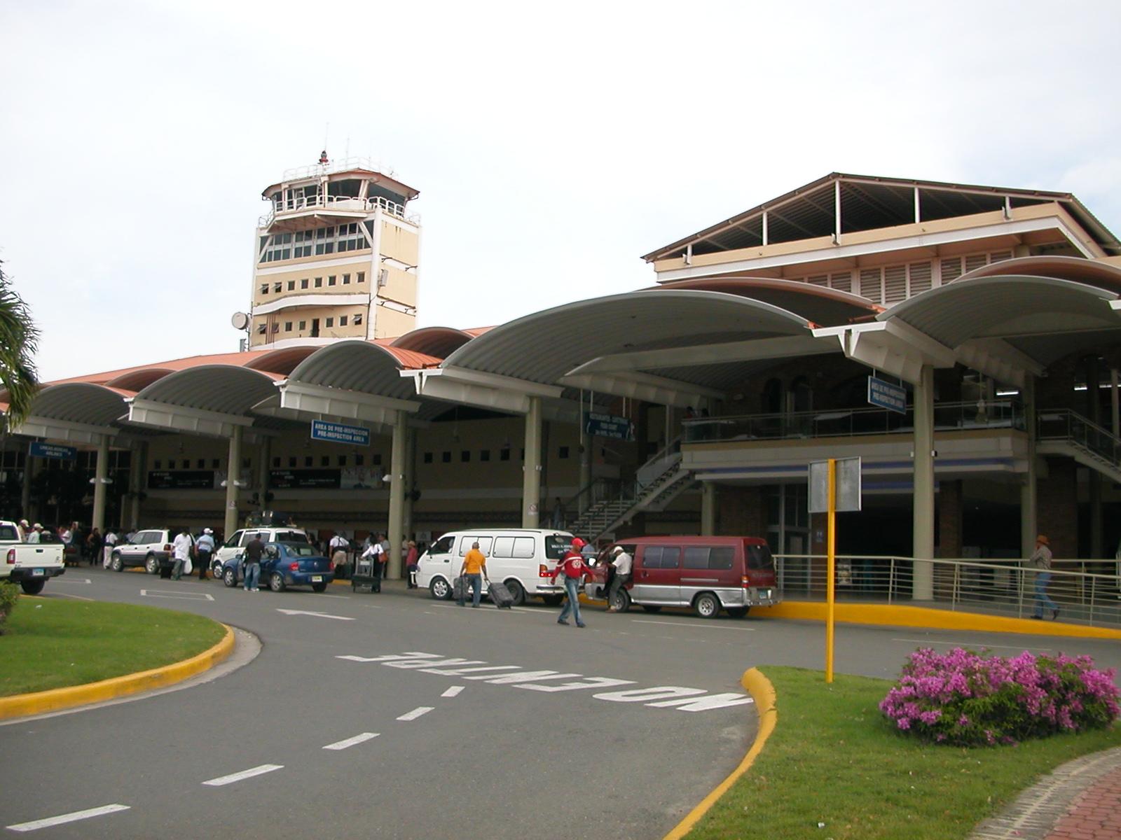 Международные аэропорты Доминиканы
