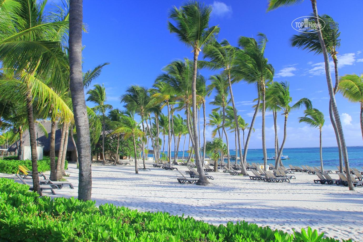 Фото пляж в отеле