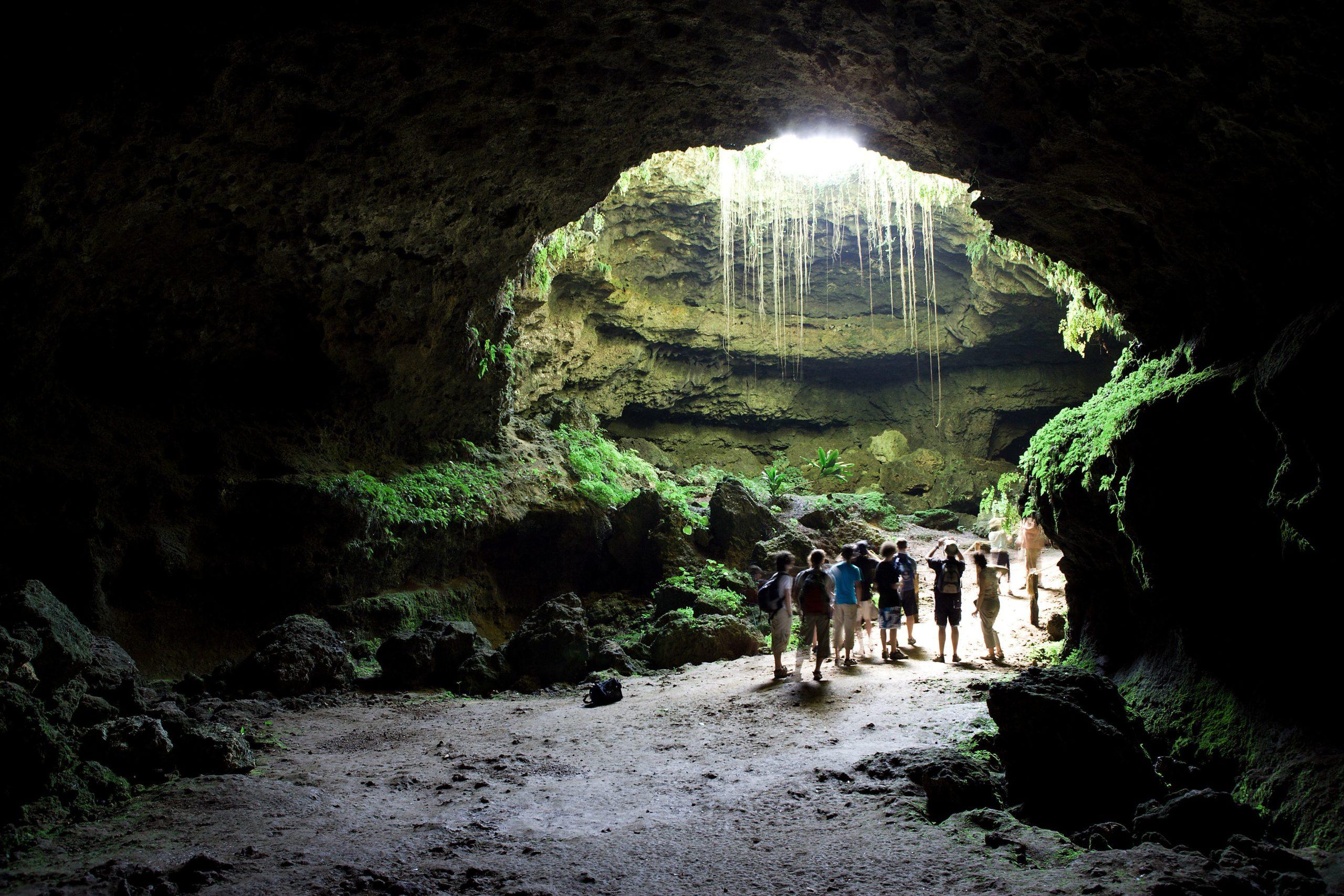 Фото пещеры «Фан-Фан»