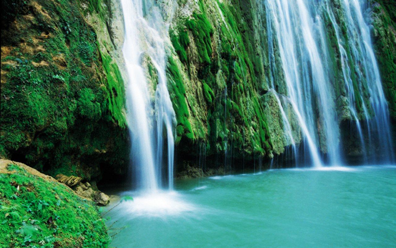 Фото водопадов Харабакоа
