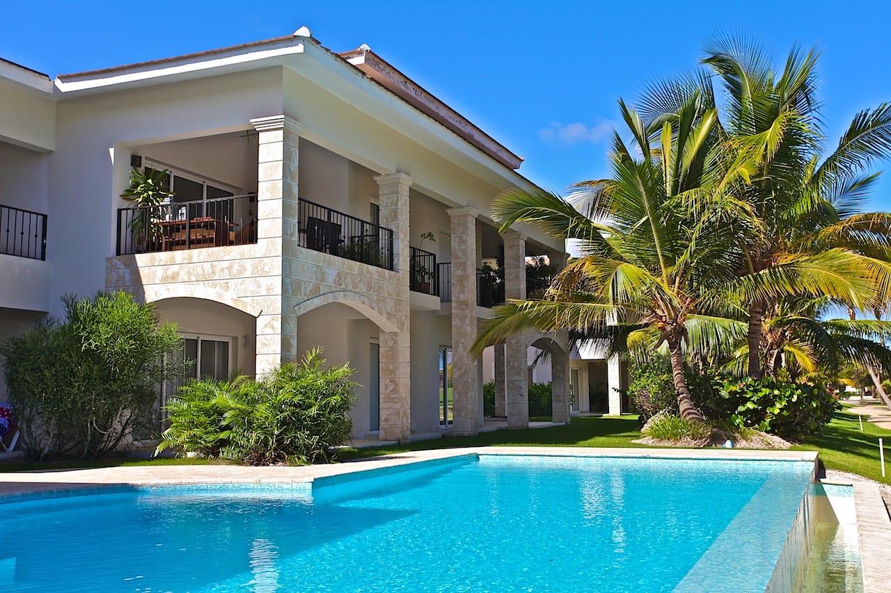 Фото виллы в Доминикане