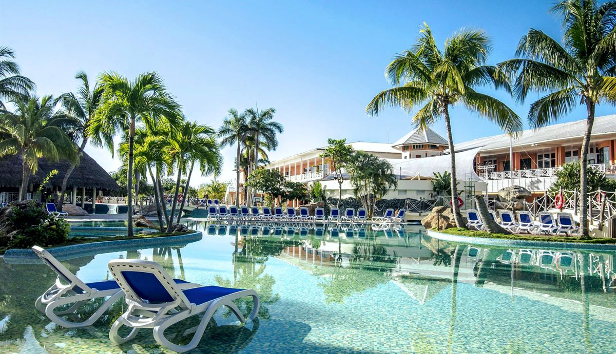 Фото отеля на Кубе