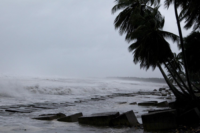Осадки в Доминикане