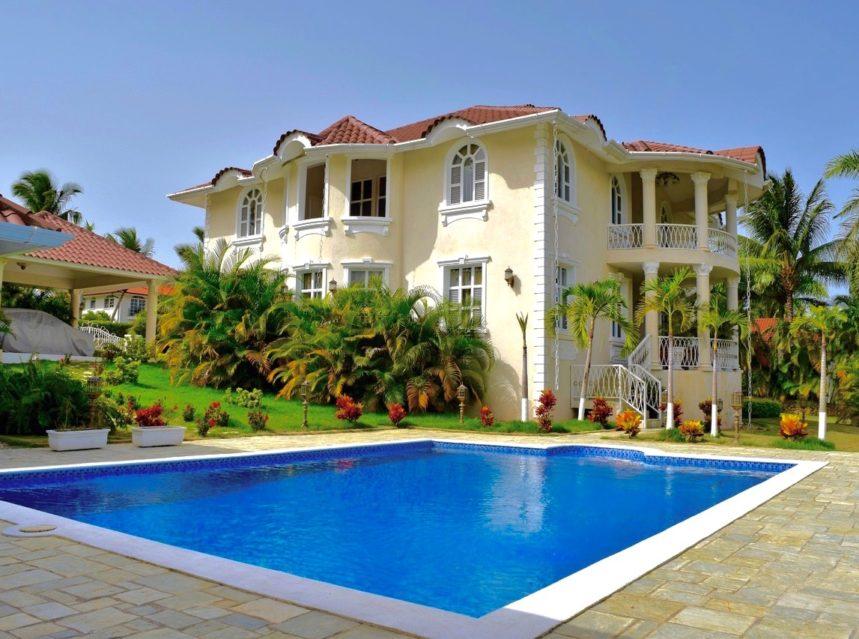 Аренда жилья в доминикане вилла в австралии