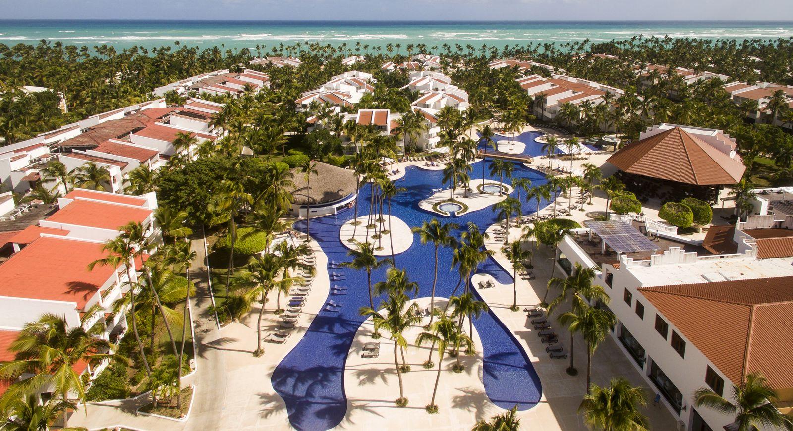 Фото территории Occidental Punta Cana 5*