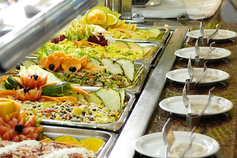 Фото еды в отеле Be Live Experience