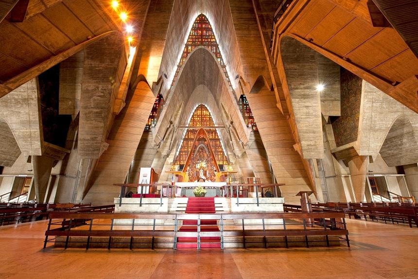 Базилика собора Нуэстра Сеньора Де Ла Альтаграсия