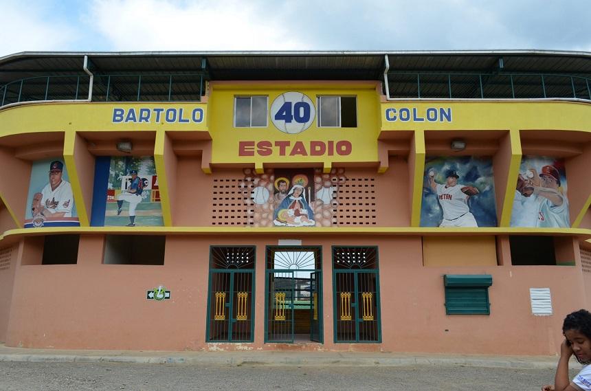 ТОП-25 достопримечательностей Доминиканы Стадион им. Бартоло Колона