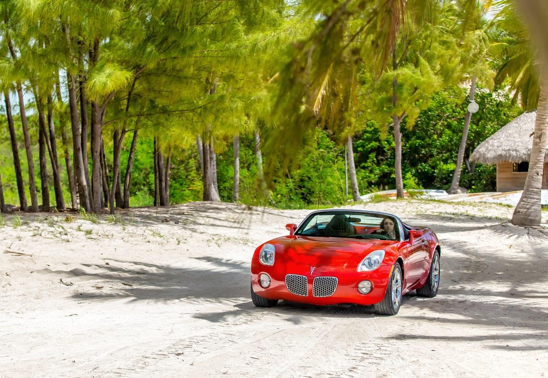 Фото авто в Доминикане