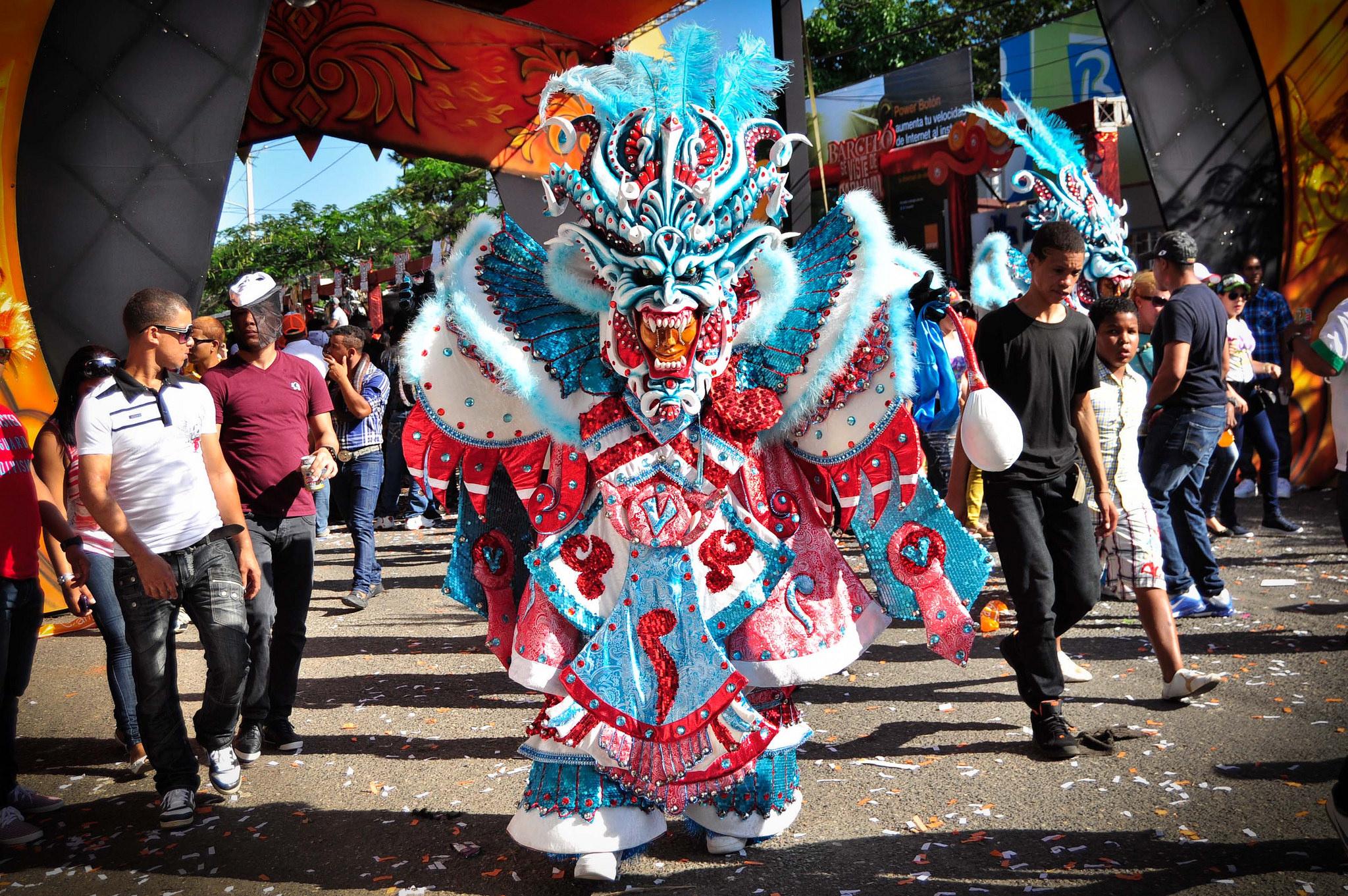 Фестиваль в Доминикане
