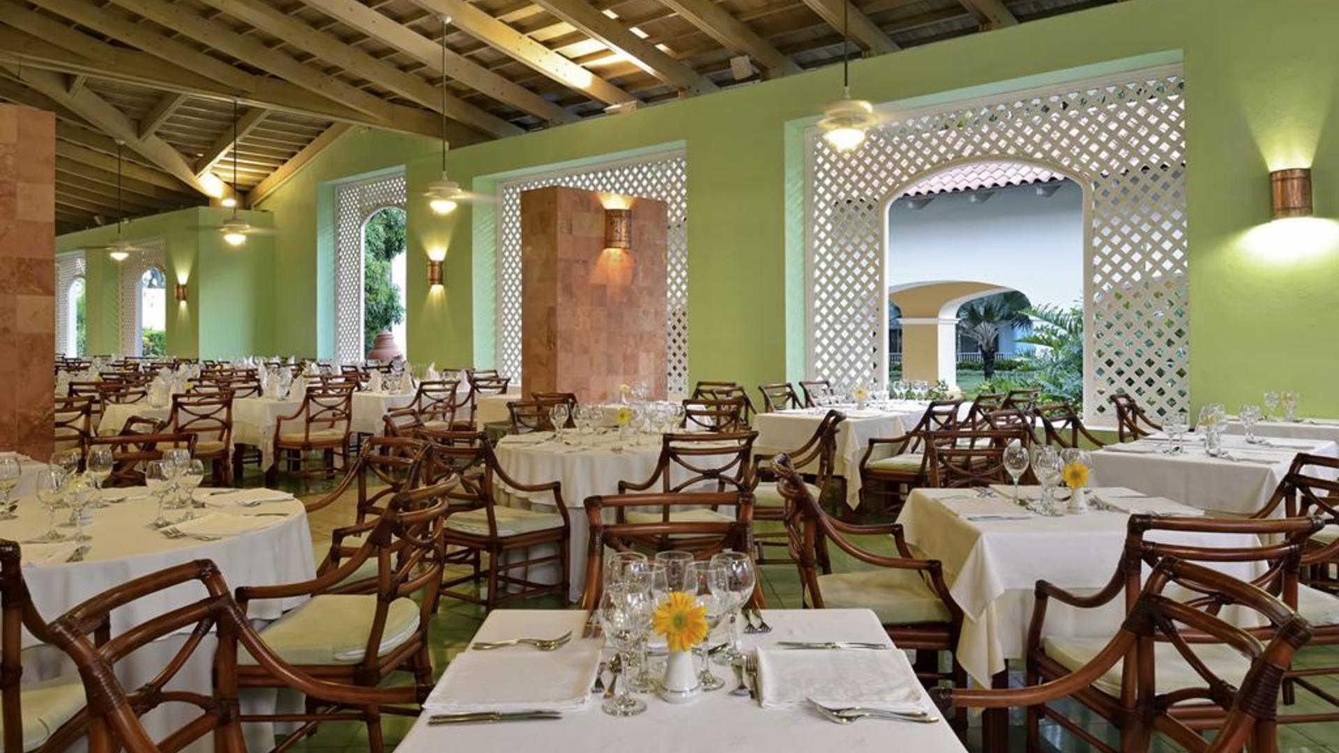 Фото ресторана Iberostar Hacienda Dominicus 5*