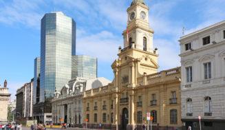 Главные достопримечательности Сантьяго-де-Чили