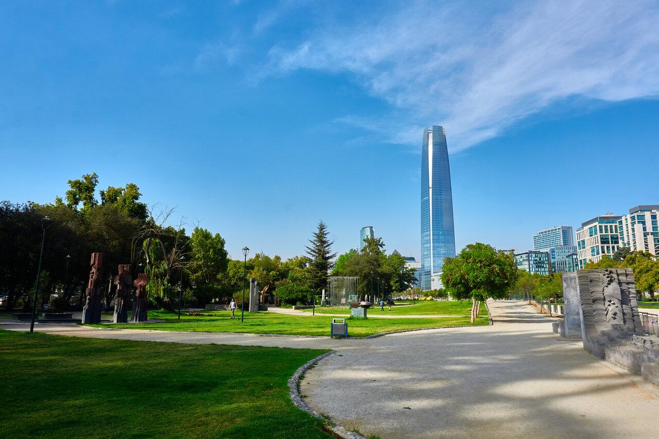Фото парка Форесталь