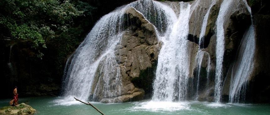 27 водопадов Дамаджагуа