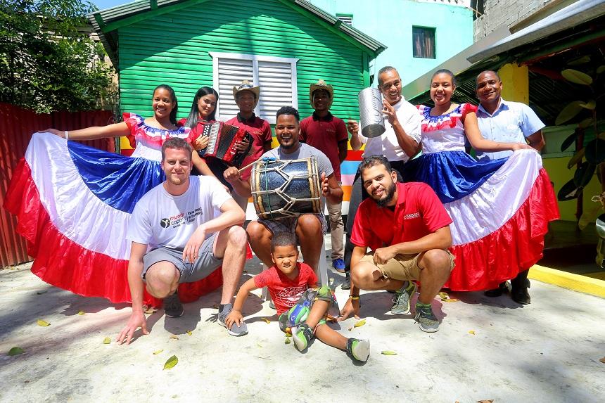 Puerto Plata: Local Music and Chocolate Farm