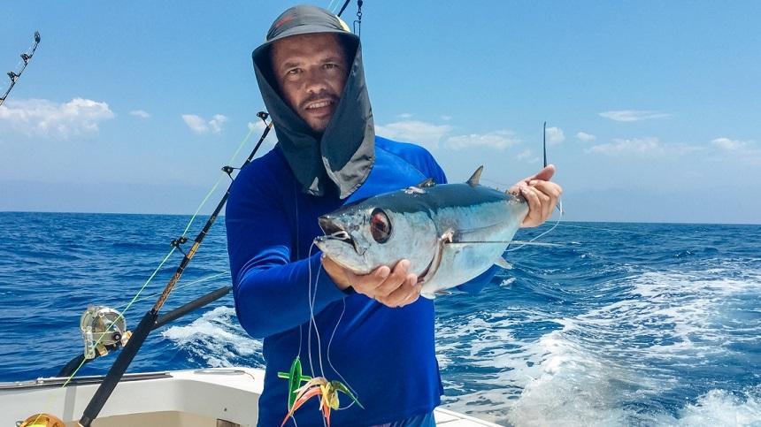 Морская рыбалка в Пунта-Кане