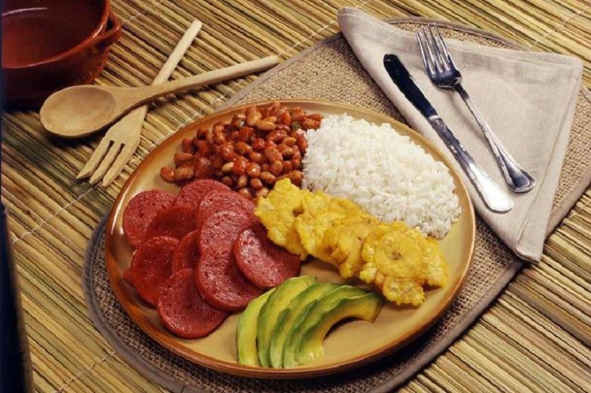 Доминиканские блюда фото