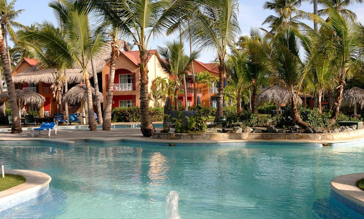 Фото территории отеля