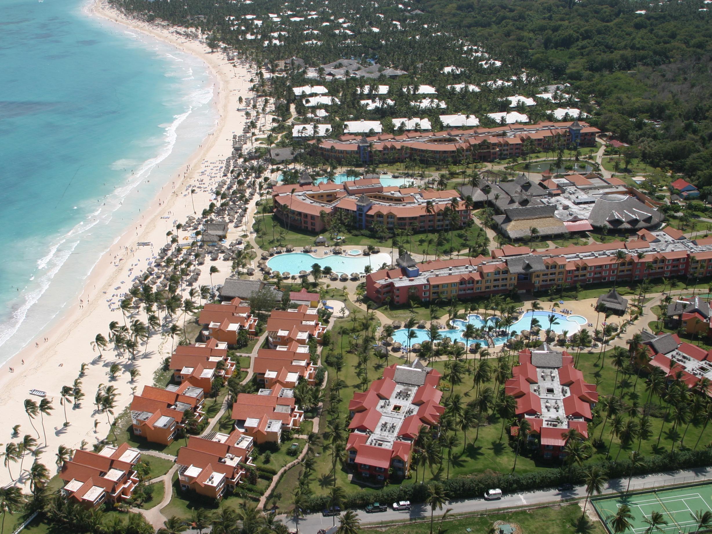 Фото гостиницы сверху