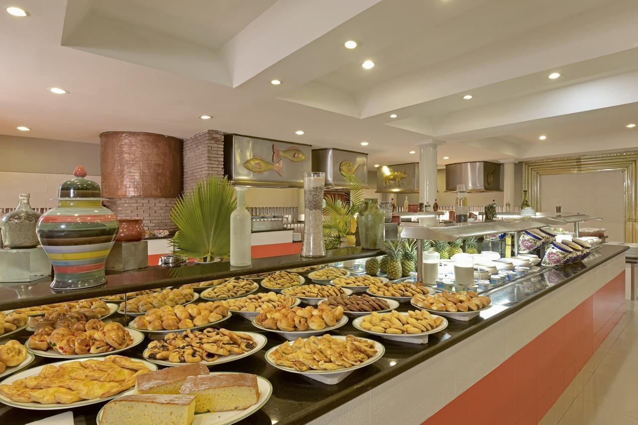 Фото еды на курорте