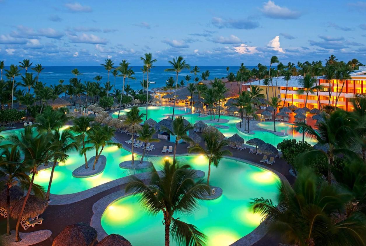 Описание туров и отелей Доминиканы