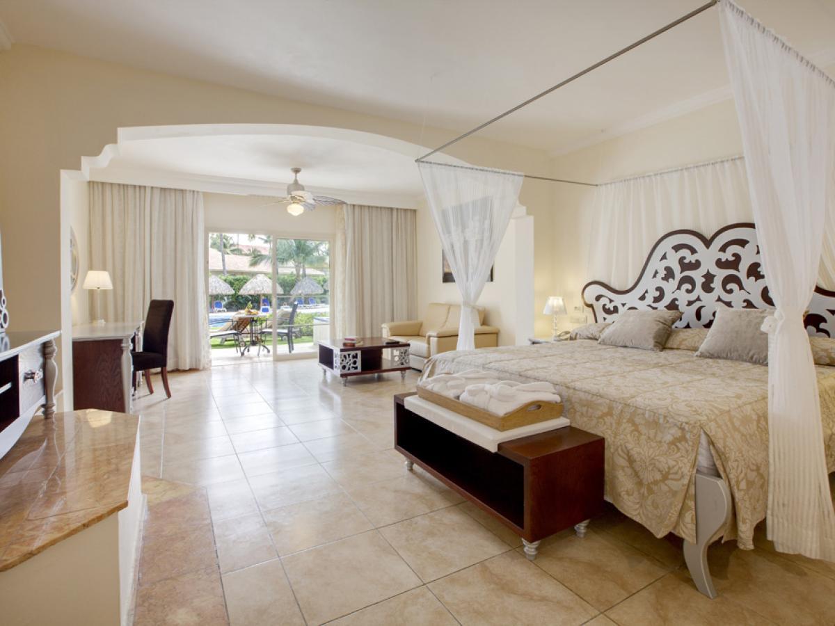 Особенности номеров в Majestic Colonial Punta Cana 5