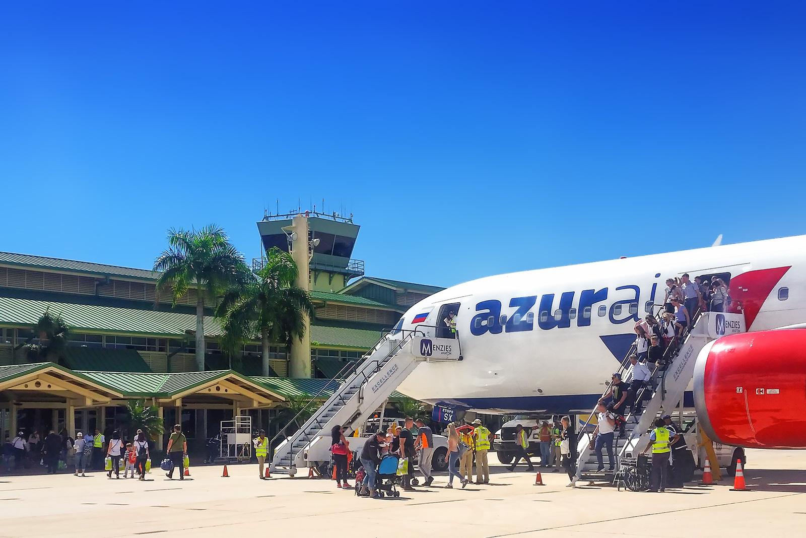 Фото аэропорта Ла-Романа