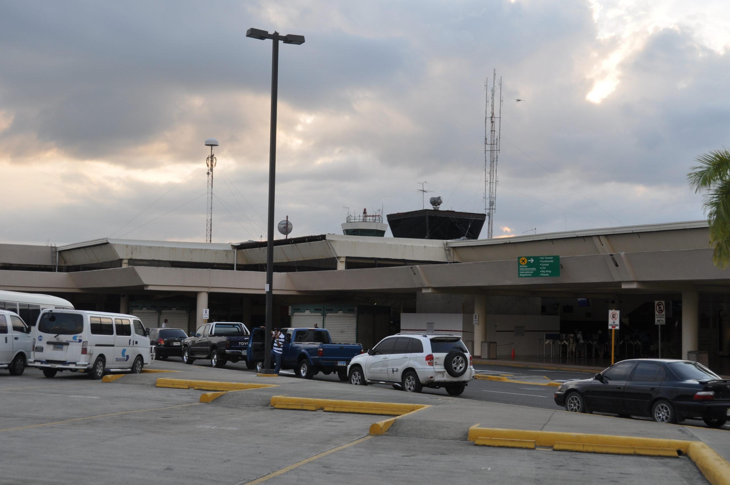 Фото аэропорта Грегорио Луперон
