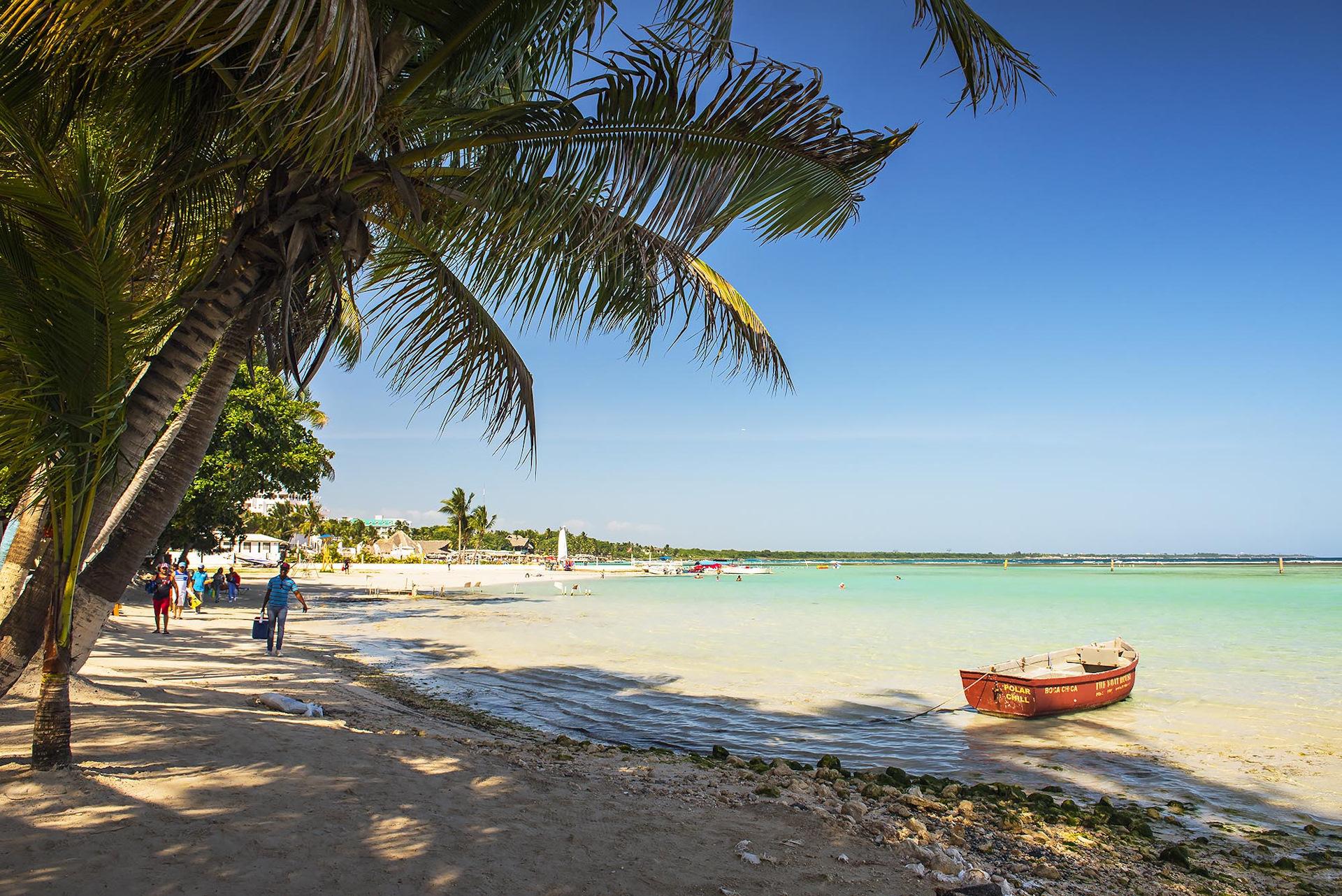 Какая погода условия в Доминикане в октябре
