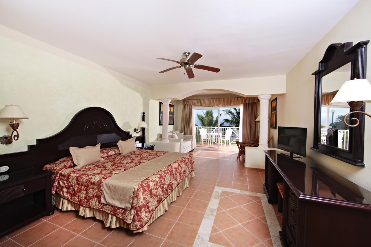 Один из номеров гостиницы Grand Bahia Principe Cayacoa 5*