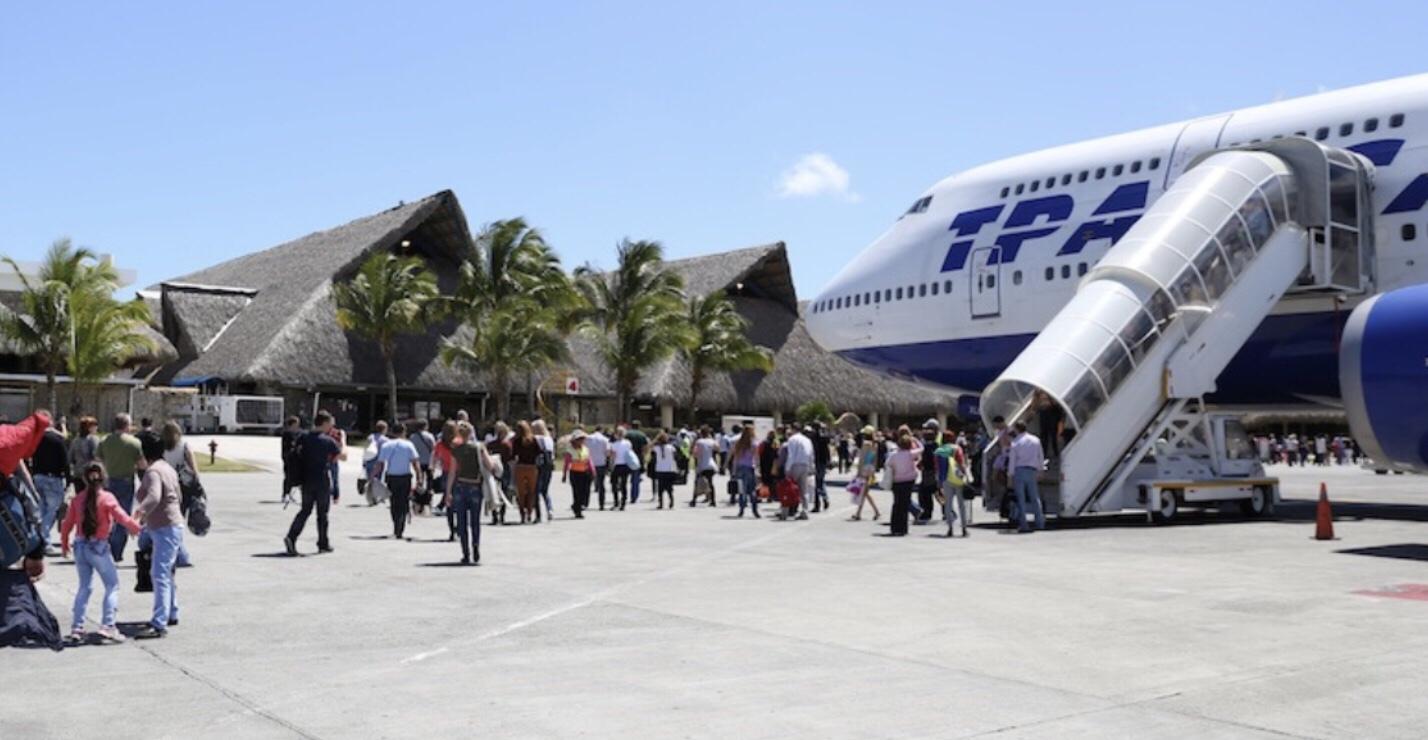 Стыковочные варианты рейсов до Пунта-Каны