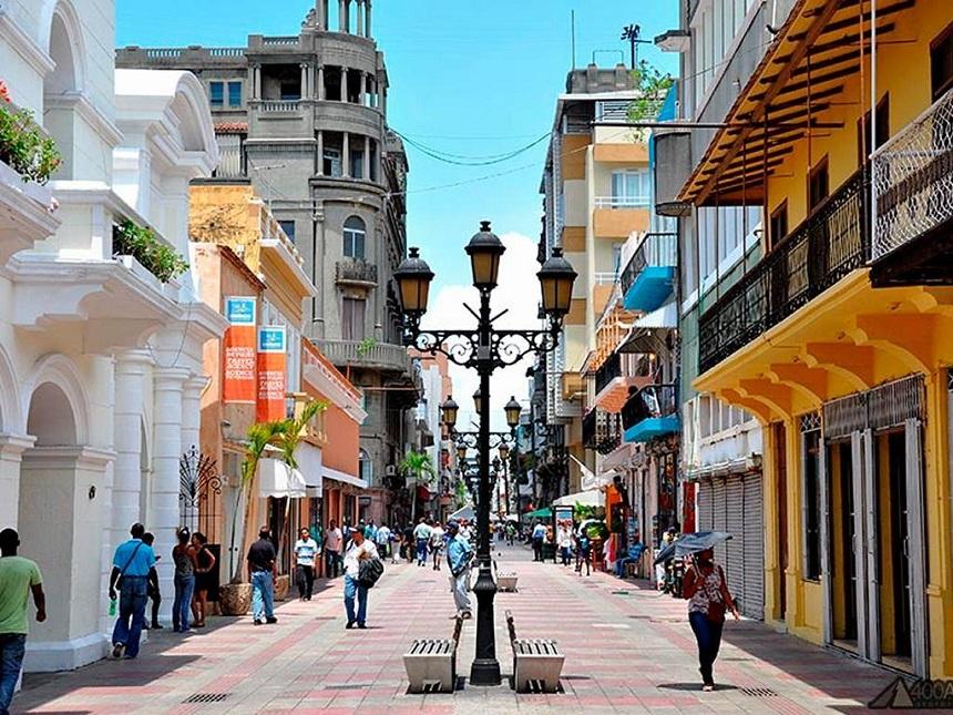 городСанто-Доминго в Доминиканской Республике