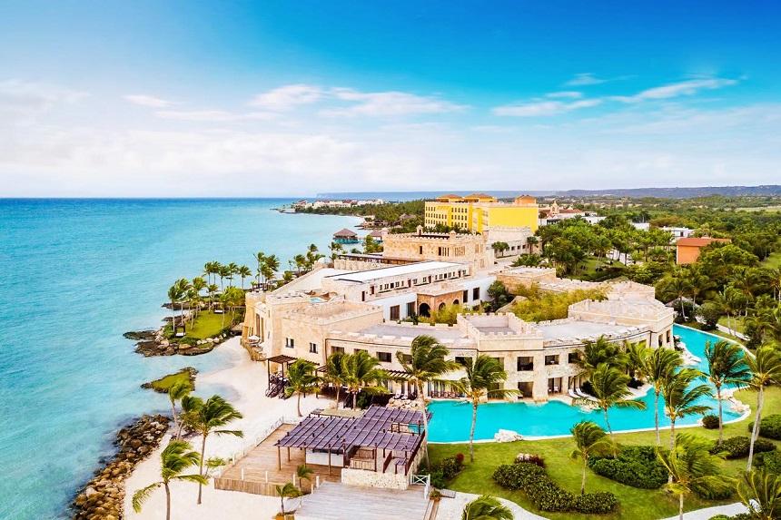 Курортный отель Sanctuary Cap Canaнаходится в Кап-Кане