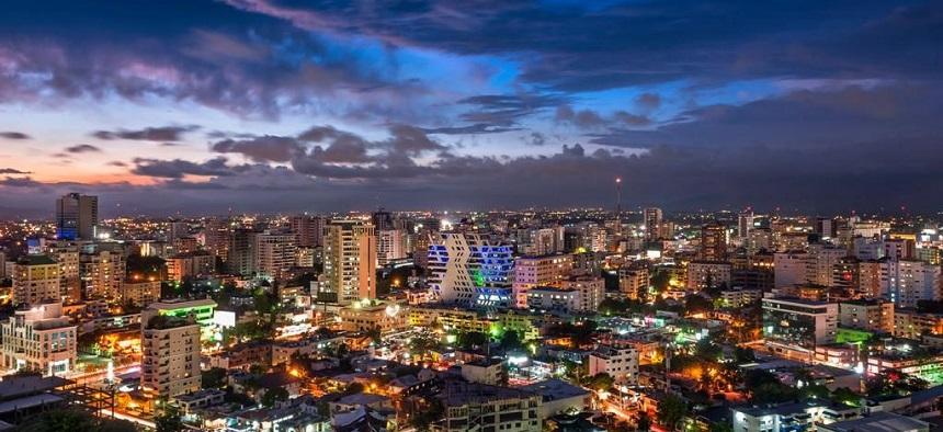 тур по ночной жизни Санто-Доминго