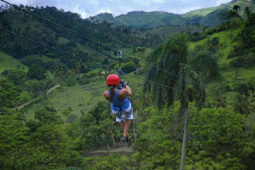 Zipline Canopy Adventure