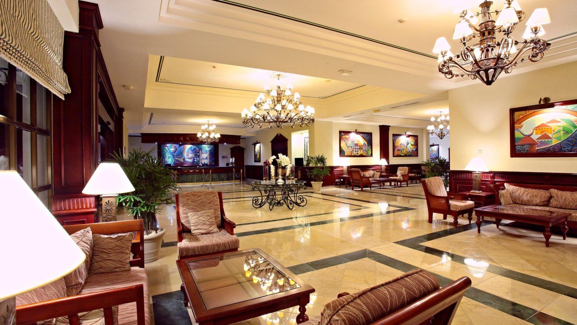 Персонал гостиницы тщательно следит за чистотой