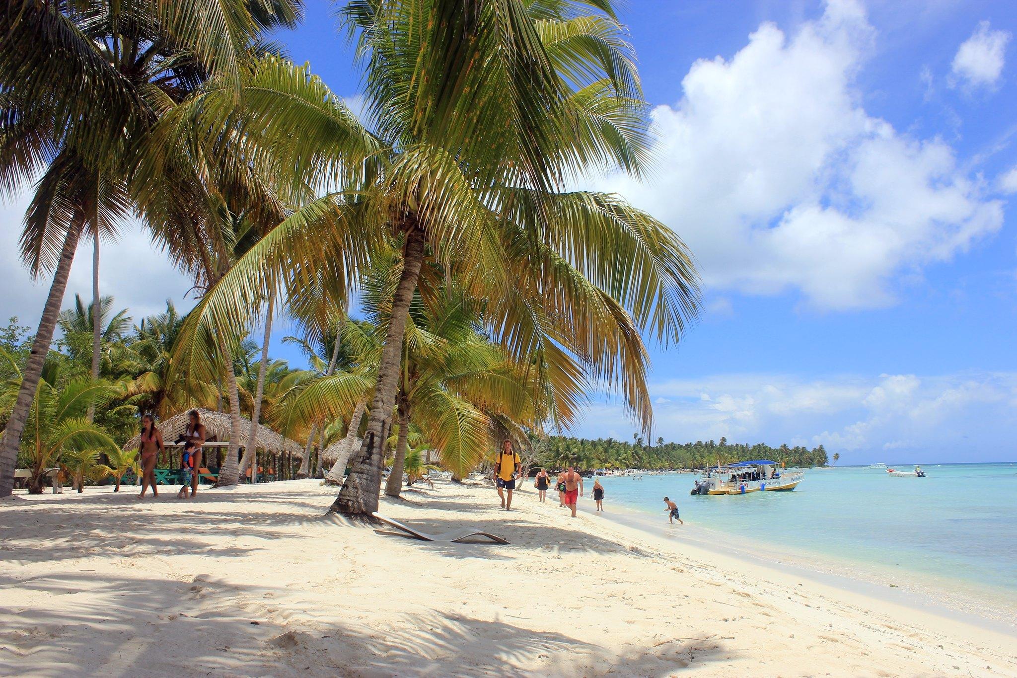Пляжи Байяибе привлекают туристов