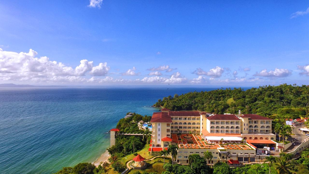 Расположение и окрестности гостиницы гостиницы Grand Bahia Principe Cayacoa 5*
