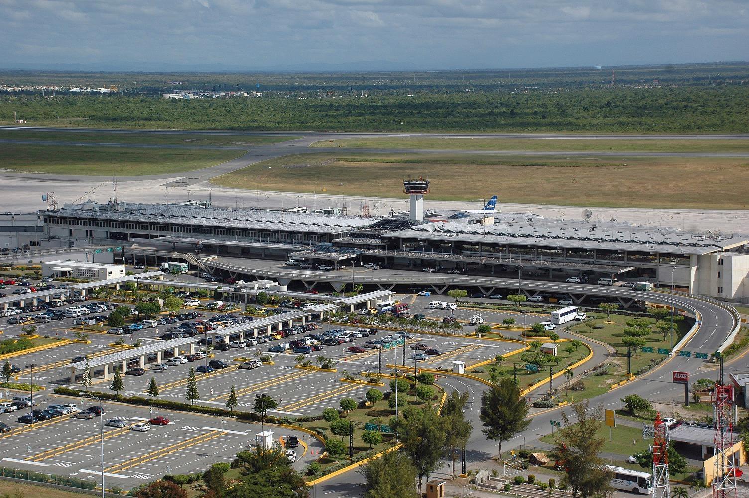 Аэропорт в Пуэрто-Плата в Доминикане
