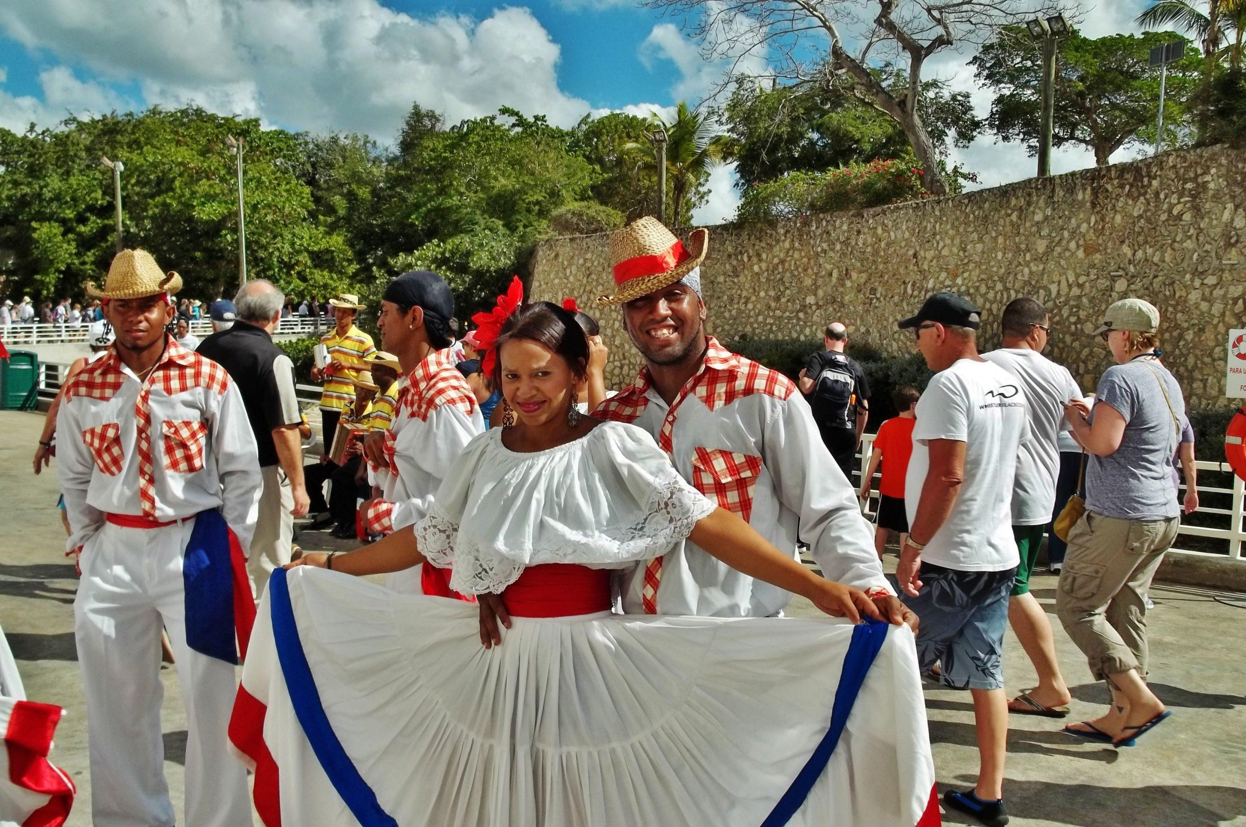 Какой язык в Доминикане