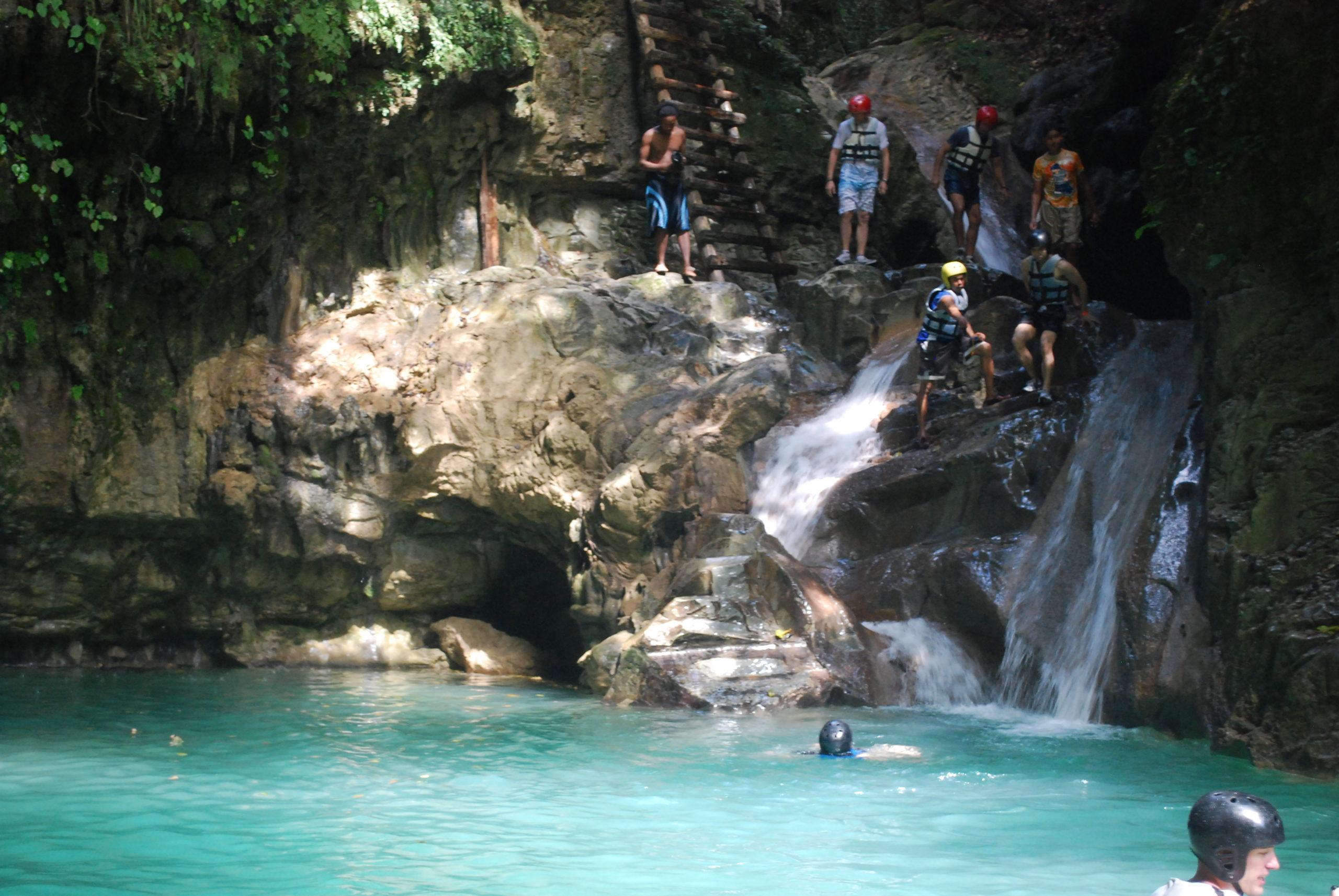 Экскурсия к водопадам