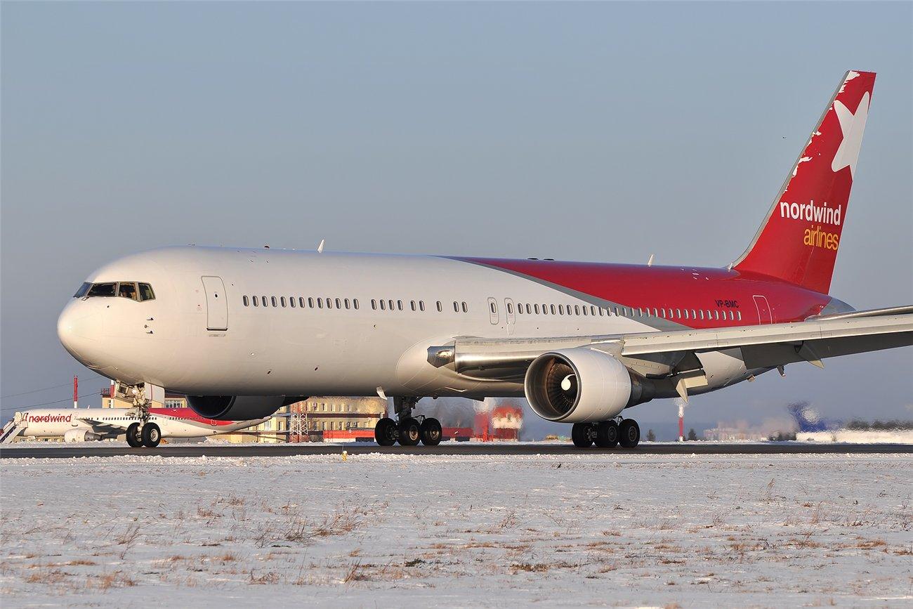 Авиакомпания Nordwind