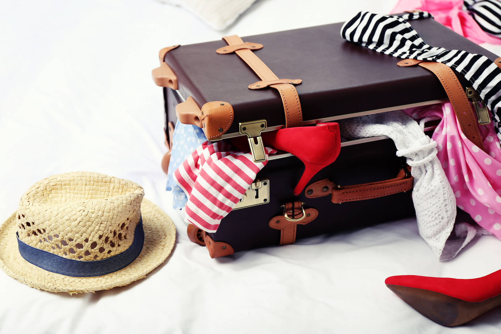 Одежда и обувь для отдыха в Доминикане