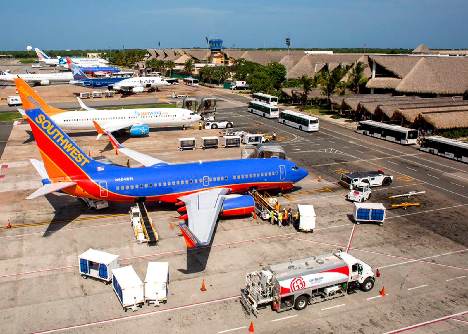 Непрямые рейсы в Доминикану