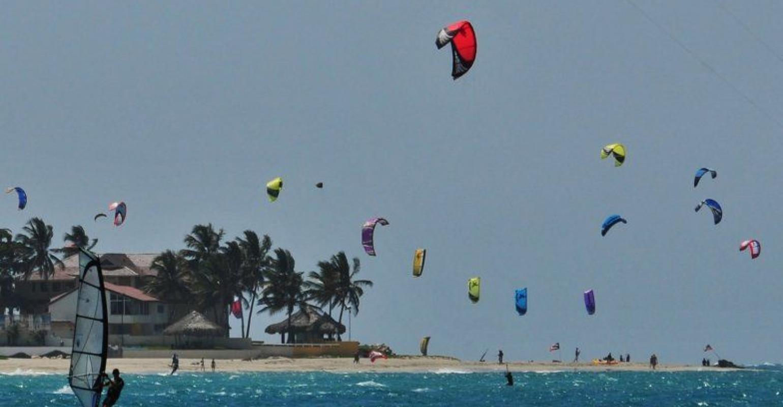 Водные виды спорта в Доминикане